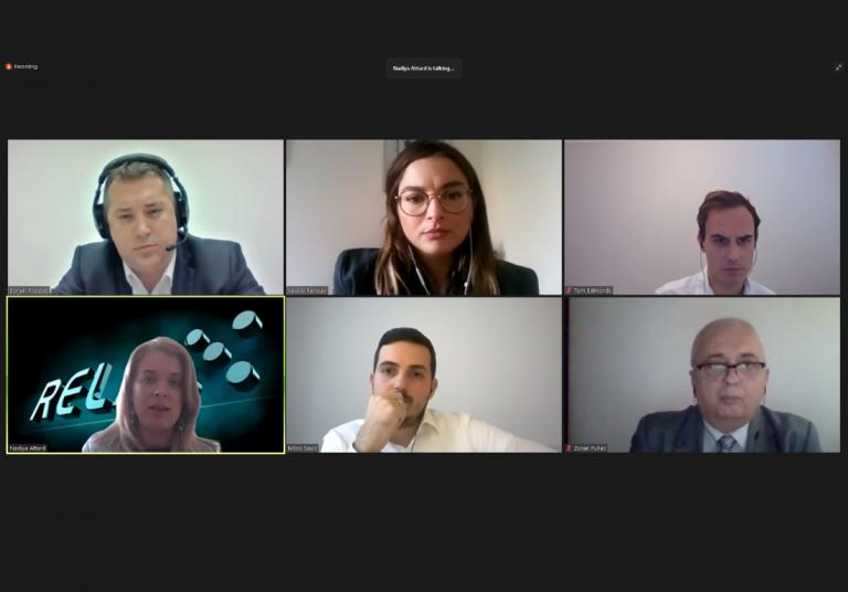 Third Panel: Responsible Gaming and Corporate Social Responsibility